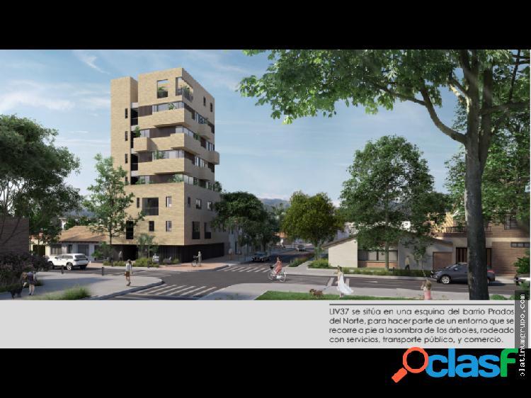 Apartamento en prados del norte liv37-301 (c.g.)