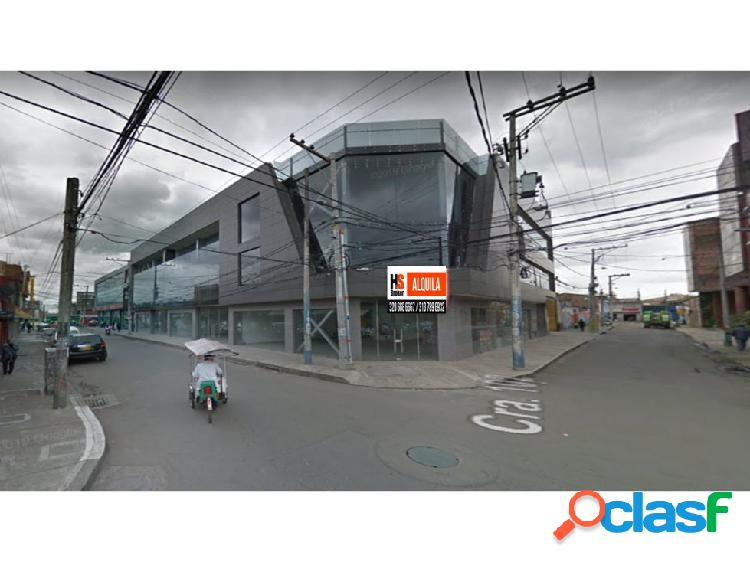 Edificio en alquiler fontibon bogota