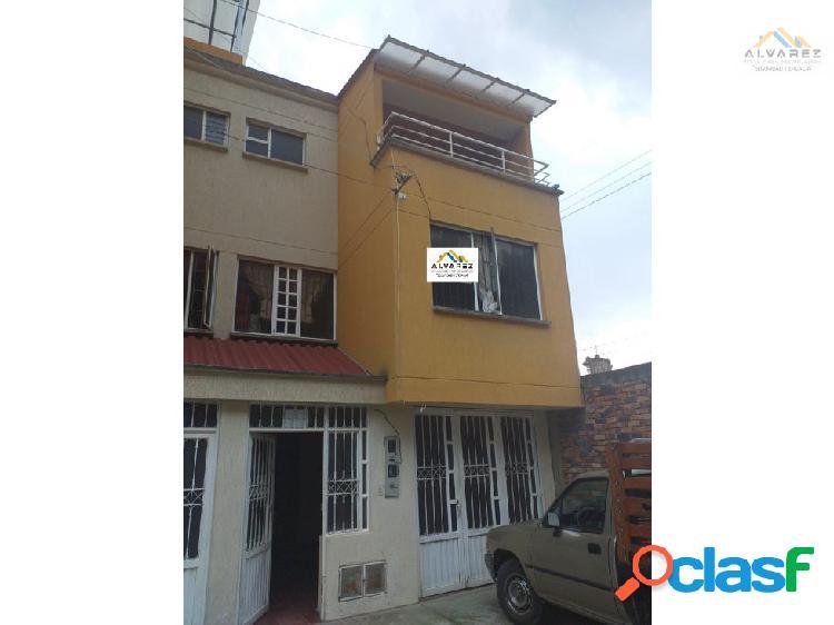 Casa bifamilar en venta san vicente duitama-boyaca