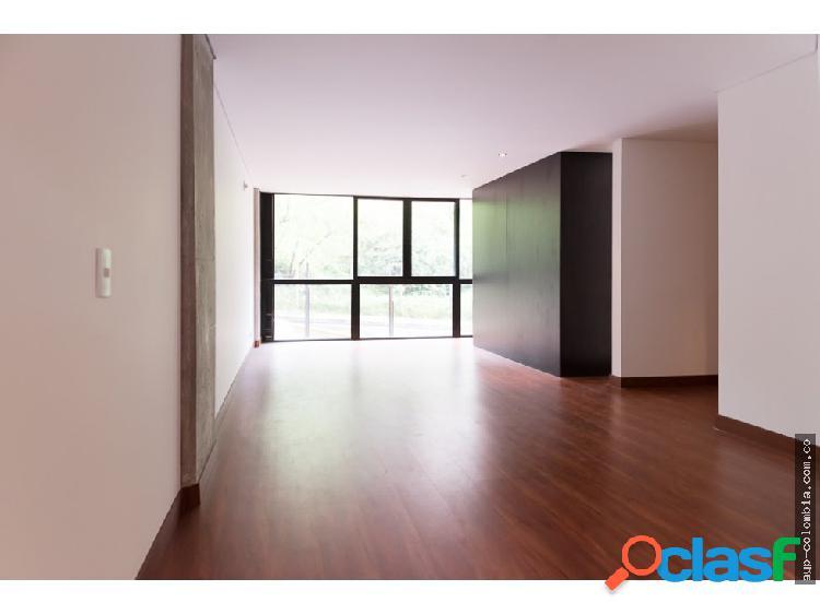 Apartamento chapinero alto - 2 hab.