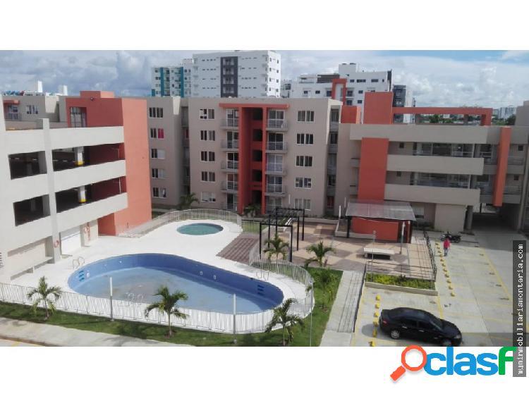 Arrienda apartamento en coral 850.000