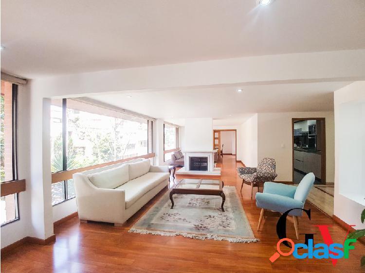 Apartamento con terrazas para venta en cabrera