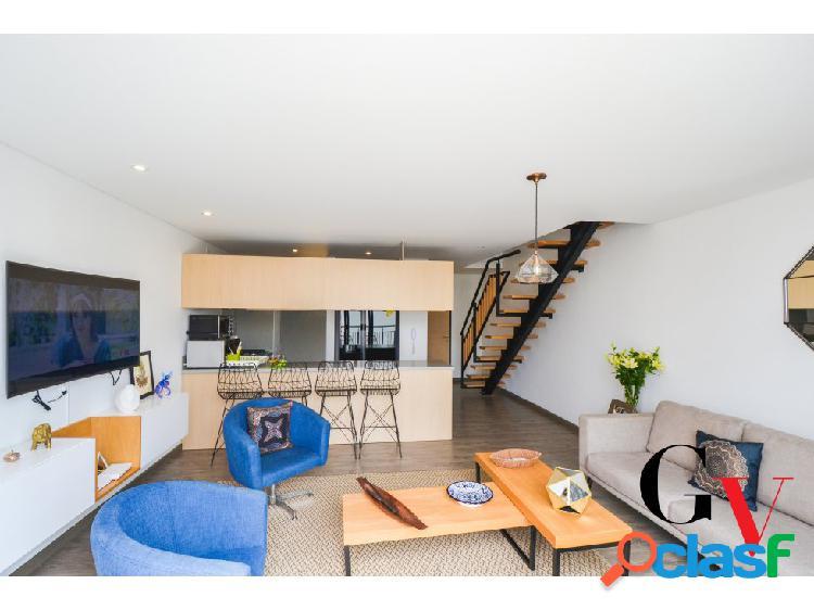 Increíble apartamento en venta en chapinero alto