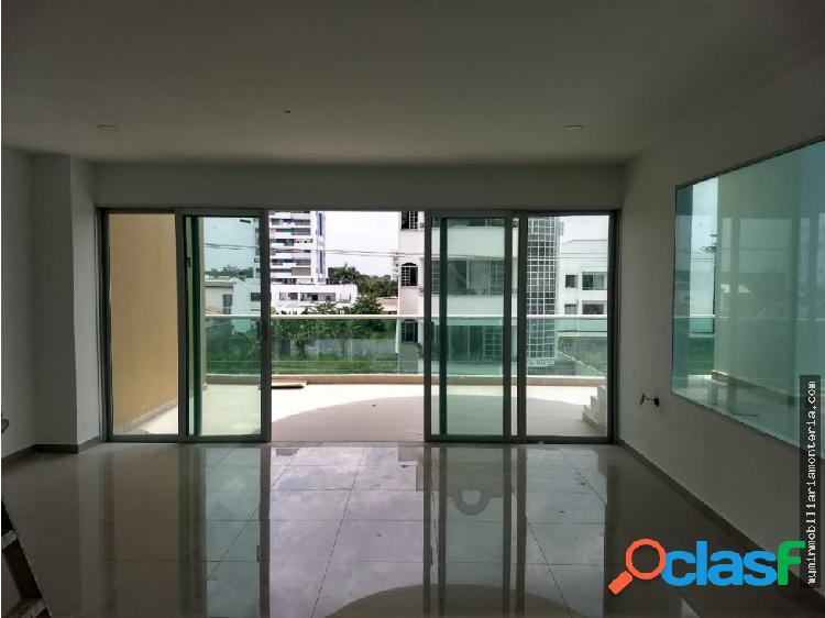 Vende apartamento en edificio ritzy recreo 143m2