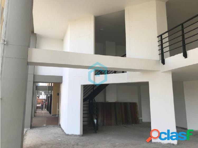 Alquiler local comercial av. bolivar - 360 m2