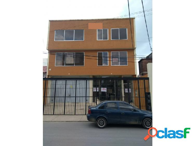 Edificio nuevo para venta en chia ya rentando