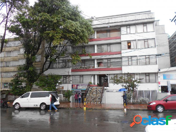Venta apartamento el lago-z.chapinero. bogota