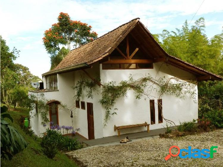 Casa campestre tipo loft