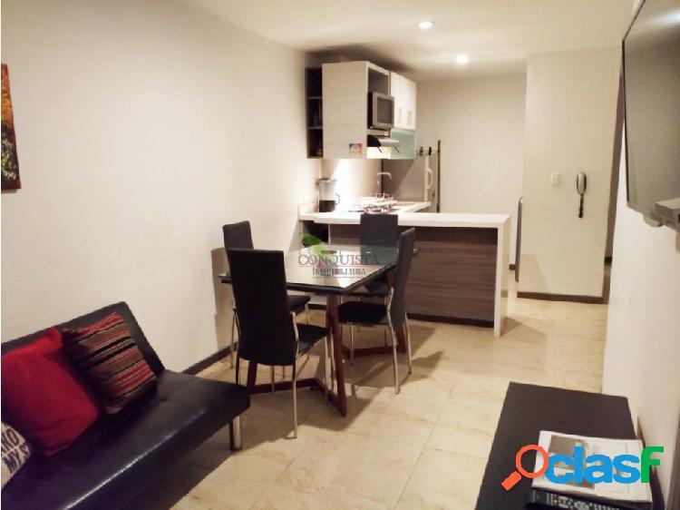 Se arrienda apartamento amoblado en suramericana