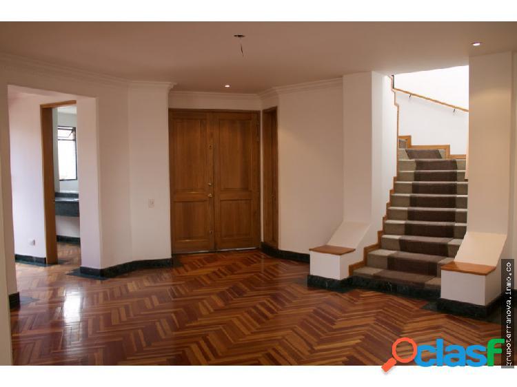 Apartamento en venta o arriendo en chico 340 mts