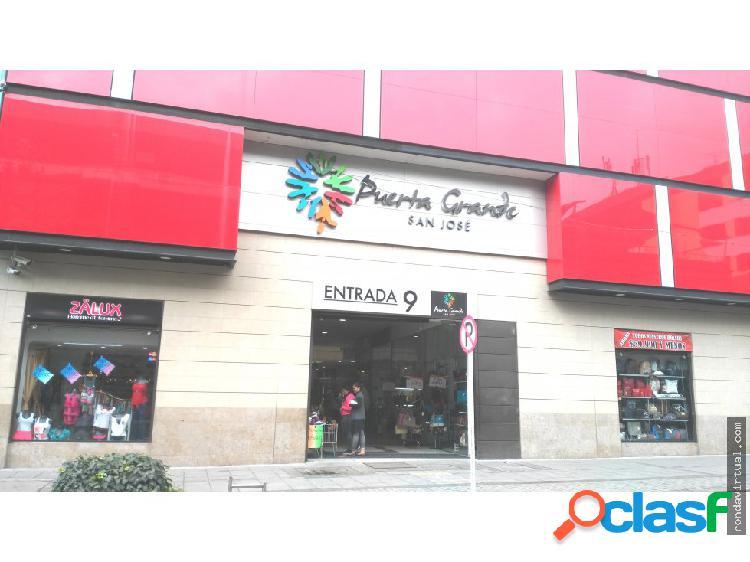 Vendo local en centro comercial sector ricaurte