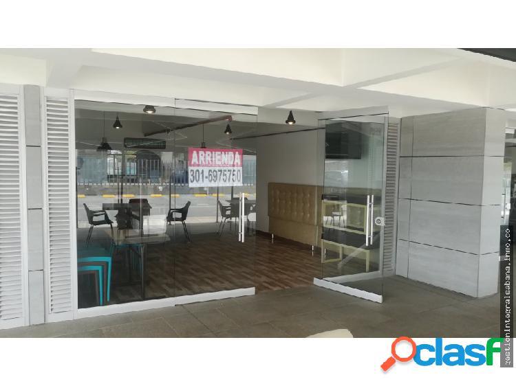 Centro empresarial oxus - chia - local 106