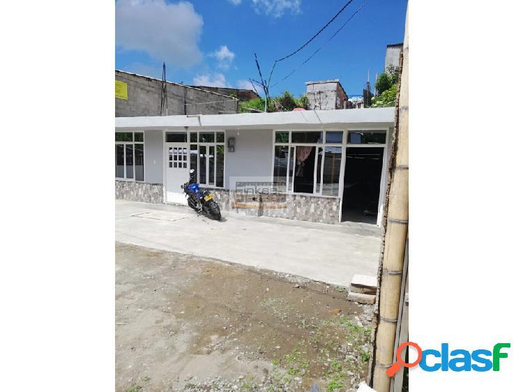 Se vende casa en sector farallones armenia