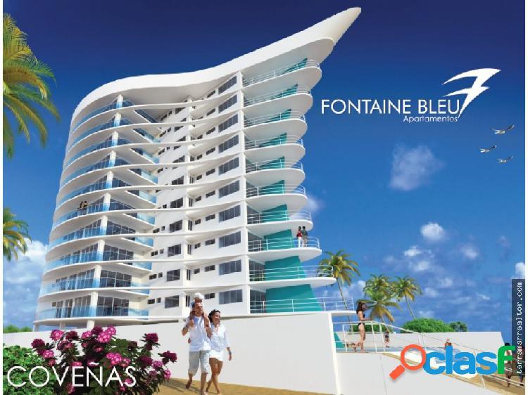 Fontaine bleu- ultimos apartamentos frente al mar.