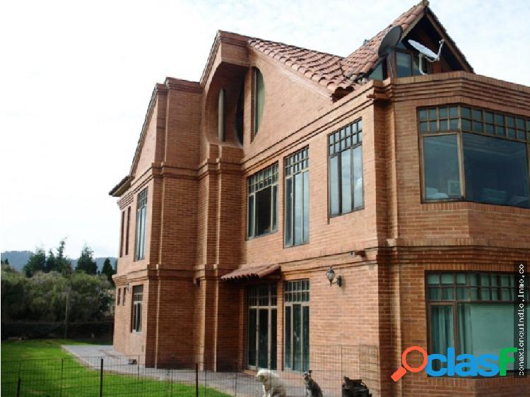 Casa campestre bogota cundinamarca, sector chia