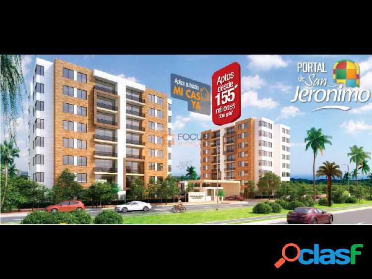 Apartamentos en Venta de 90m2. Nuevo proyecto.