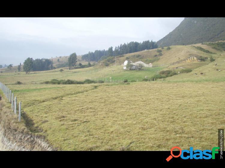 Vendo lote industrial via cajica - zipa 150.000 m2