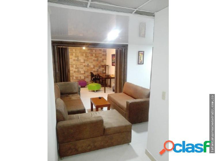 Vende apartamento en villa pilar