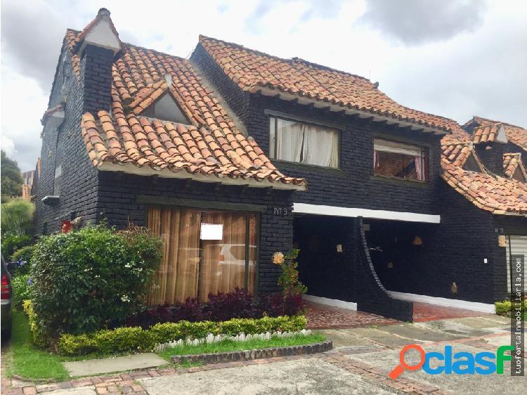 Casa cedritos conjunto cerrado en venta