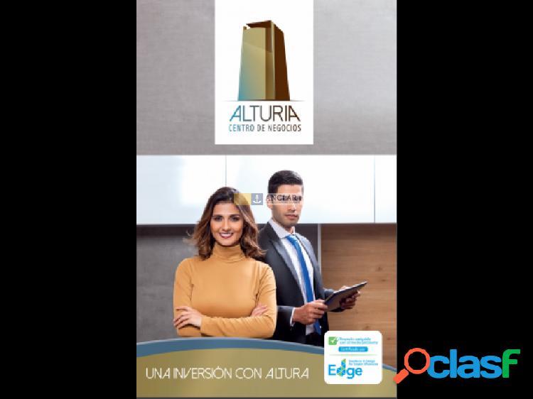 ALTURIA CENTRO DE NEGOCIOS - OFICINAS EN ALAMOS