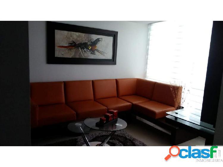 Renta apartamentos amoblados en pereira