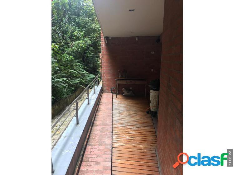 Alquiler amoblado apartamento rosales 278 mts
