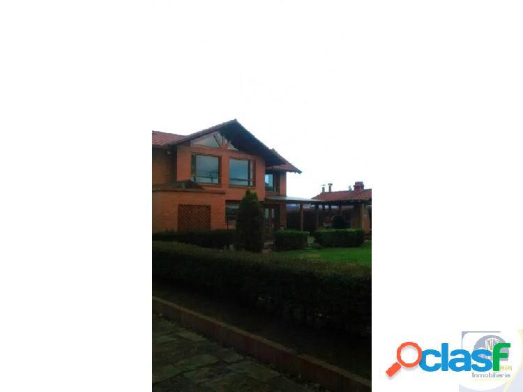 Se vende casa campestre en chia/ cundinamarca
