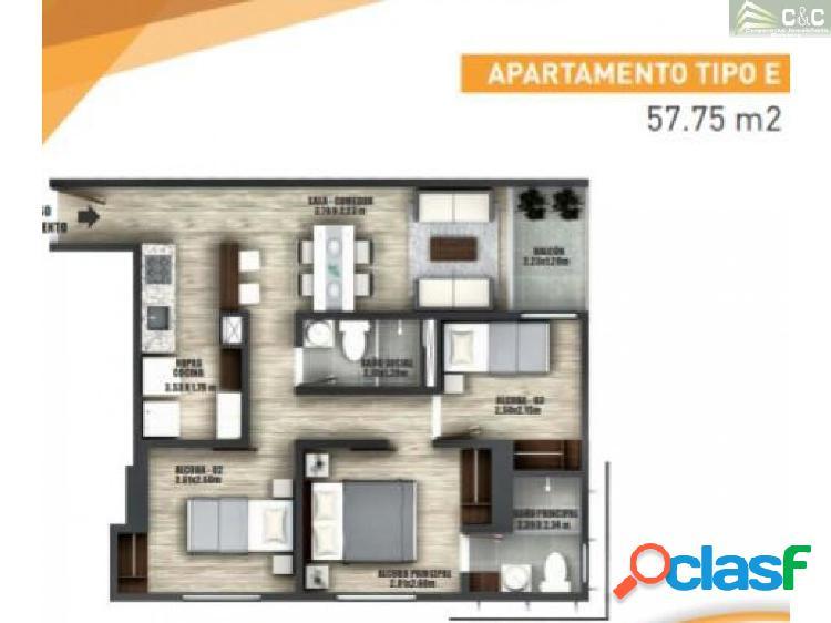 Apartamento en armenia/0013