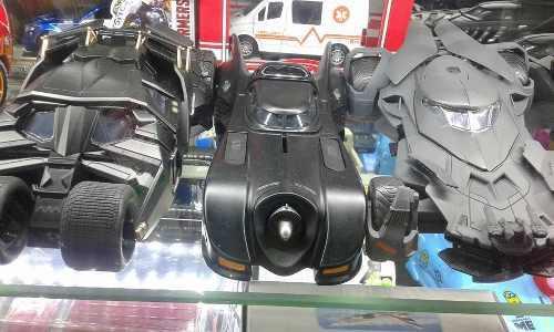 Carros de batman de coleccion o batimoviles the dark knight