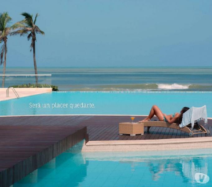 Playa privada, club, naturaleza, casa y apartamen exclusivo
