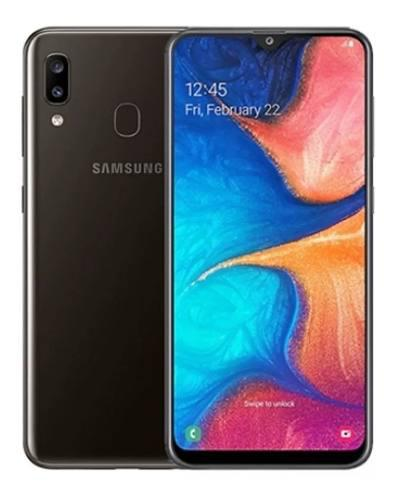 Samsung galaxy a20 rom 32gb/3gb pantalla 6.4