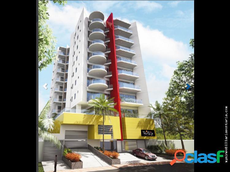 Vende ultimos apartamentos proyecto ritzy recreo