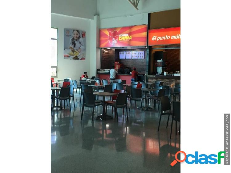 Local en plaza de comidas cc miramar barranquilla