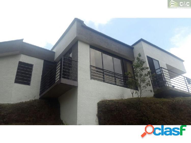 Casa campestre en venta en circasia 3392