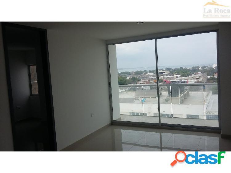 Apartamento para venta en cartagena alto bosdque