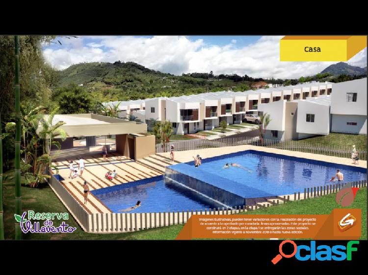 Reservas de Villavento Casas