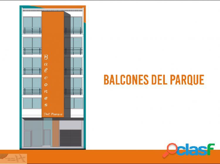 Proyecto apartamentos balcones del parque armenia