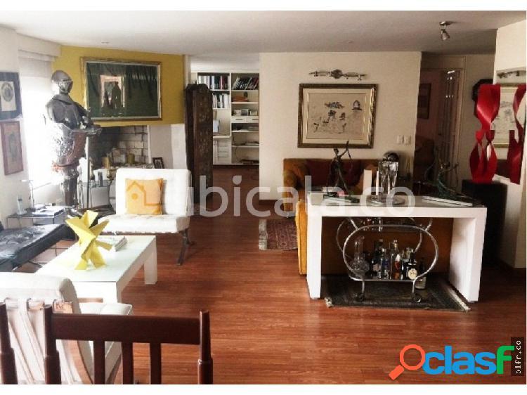 Bogota, alquiler apartamento amoblado, chico norte 150 mts