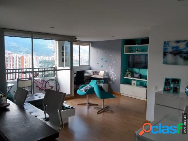 Apartamento en venta en bello barrio cabañas