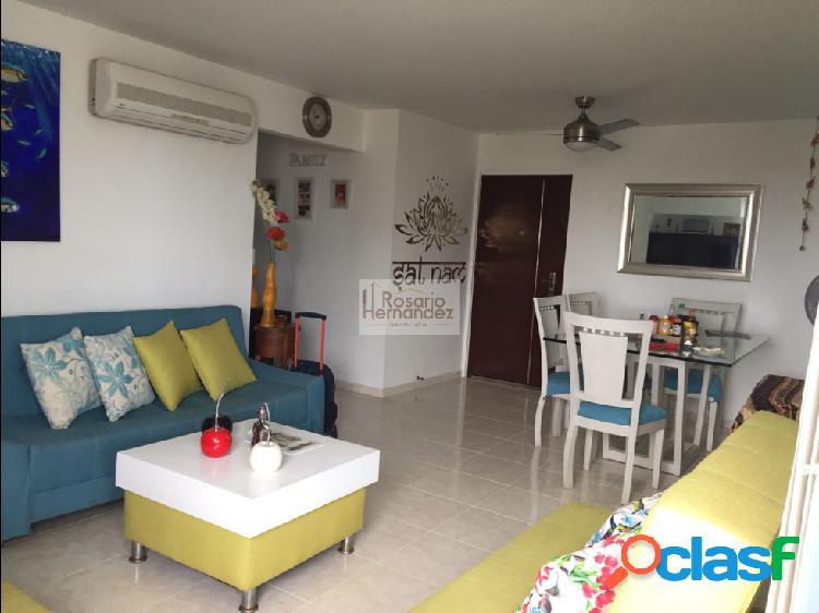 Venta hermoso apartamento manga cartagena