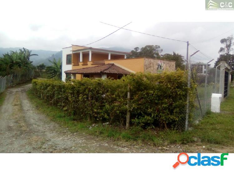 Casa campestre en venta norte de armenia 3397
