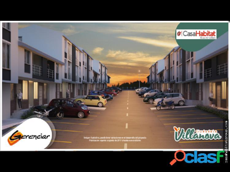 Apartamentos Ciudadela Villanova en venta Pereira