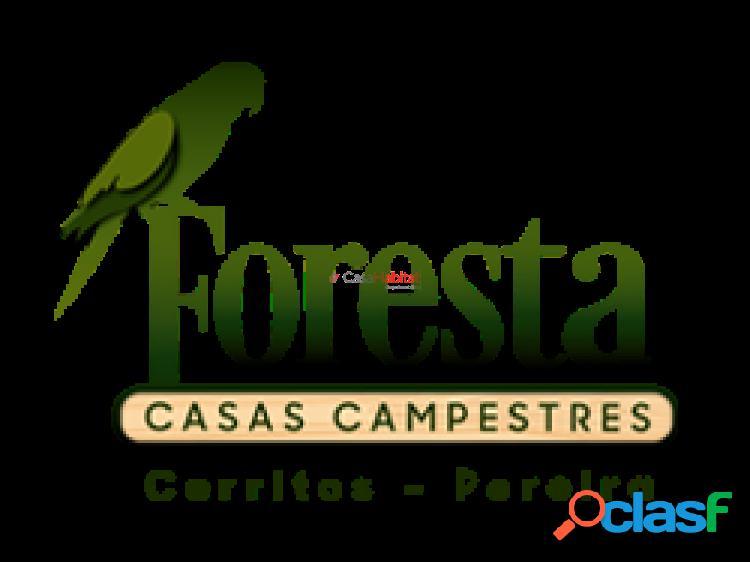 Casas campestres foresta en venta cerritos pereira