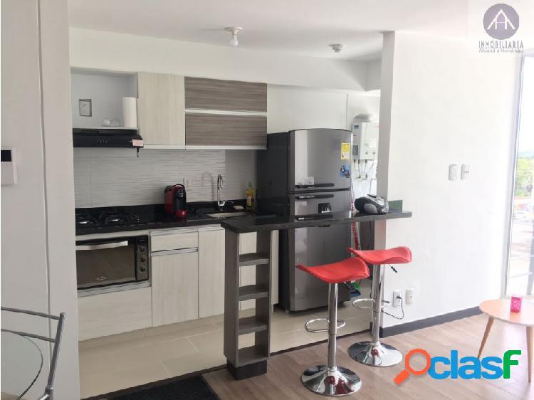 Apartamento amoblado en renta sector norte armenia