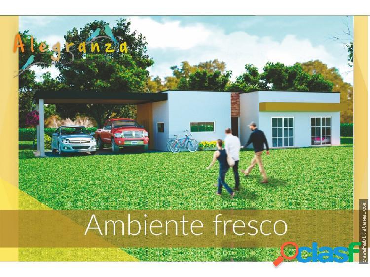 Condominio Casa Esmeralda en venta vía Armenia