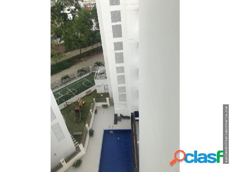 Arrienda apartamento en edf. torres de monteverde