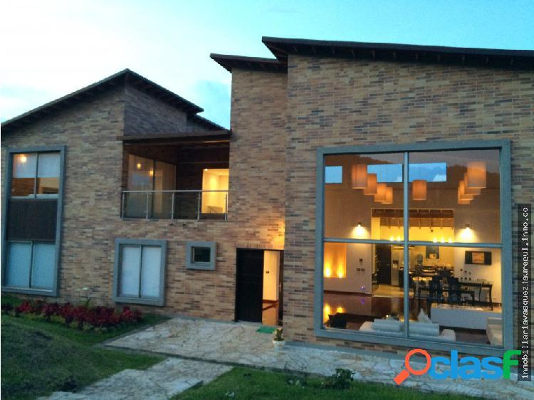 Casa en venta sopó yerbabuena -cundinamarca