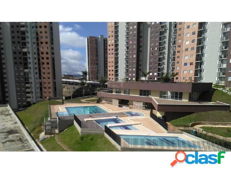 Apartamento en unidad completa en rionegro