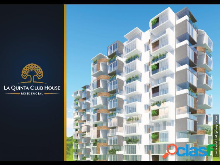 Proyecto en venta La Quinta Club House Pereira