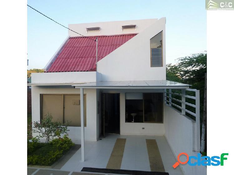Casa en conjunto cerrado en venta girardot 9040-0